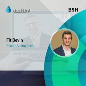 BSH'da Fit Beyin eğitimi (09.06.2021)