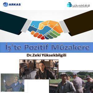 Arkas'ta İş'te Pozitif Müzakere eğitimi (11.06.2021)