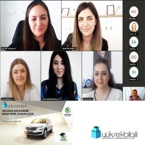 Skoda'da Müşteri Odaklılık eğitimi (09-06-2021)
