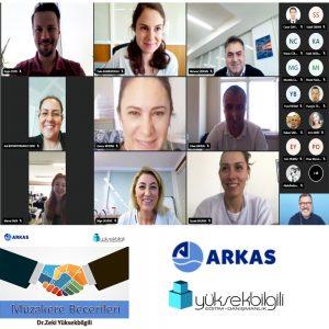 Arkas'da Müzakere Teknikleri eğitimi (17.09.2021)