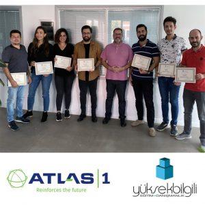 Atlas1'de B2B Pazarlama ve Satış eğitimi  (18-25.09.2021)