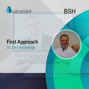 BSH'da First Approach eğitimi (21.09.2021)