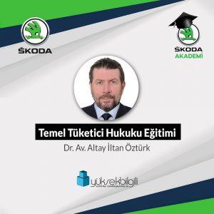 Skoda'da Temel Tüketici Hukuku eğitimi (22.09.2021)